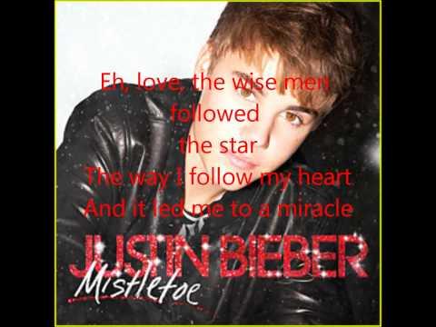 Justin Bieber-Mistletoe(Orignnal Mp3)