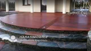 Ogród w stylu naturalistycznym - Harasimowicz Architektura Krajobrazu Toruń 2013