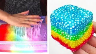 The Most Satisfying Slime ASMR Videos | Oddly Satisfying Slime 2019 | 102