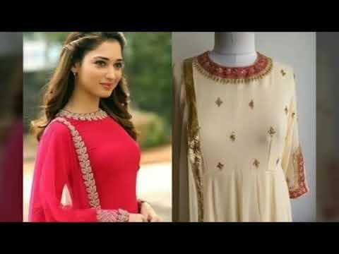 Pakistani & Indian Kurti Sleeves Designs 2019