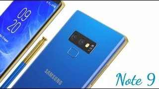 |Review of SAMSUNG Note 9| |Rumour based smartphone in 2k18|