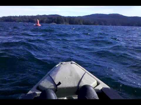Hobie Pro Angler Kayak Roof Rack Close Up Review Doovi