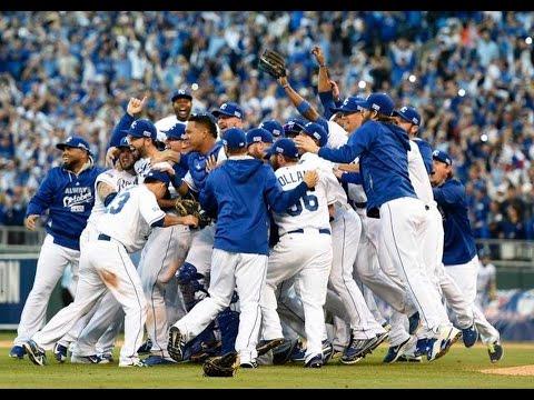 The Kansas City Royals 2015 Playoffs Storyᴴᴰ @Royals