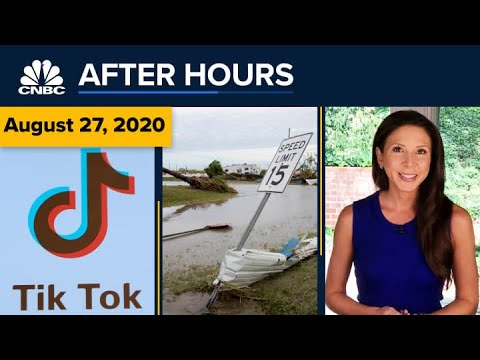 Why Coronavirus Makes Hurricane Laura Relief Much More Complicated: CNBC After Hours