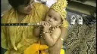 Baby Krishna!