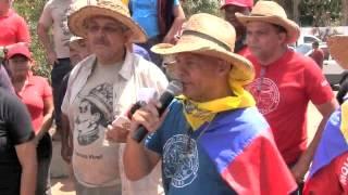 Grito de La Federación en Camunare Rojo II, El acto, aporrea tvi, febrero 2013