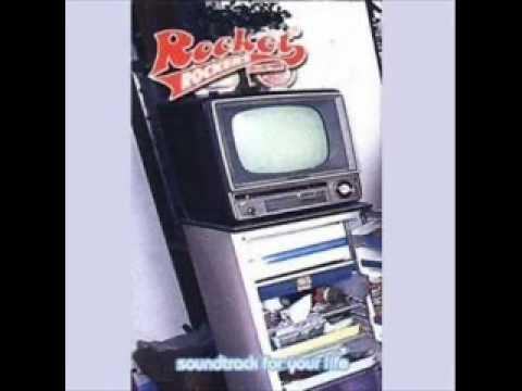 Rocket Rockers - Finishkan