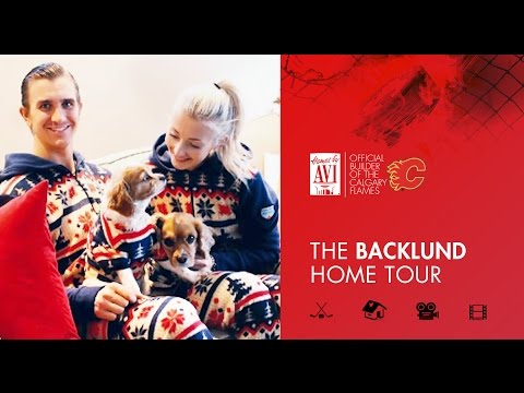 Homes by Avi & the Calgary Flames Tour The Backlund