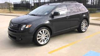 2007 Ford Edge Modified W/ Magnaflow Exhaust
