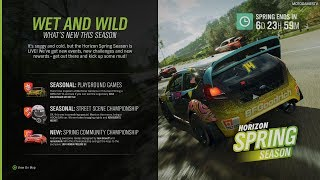 Forza Horizon 4 - Spring Season Change (March 7) [4K]