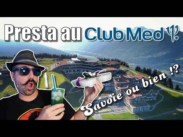 FPV Cinématique   Club Med Samoëns Grand Massif, Savoie ou bien ?