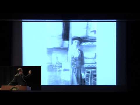 "Joe Lucchesi - ""Hide/Seek"" Scholarly Symposium, National Portrait Gallery"