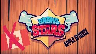 кАК СКАЧАТЬ BRAWL STARS НА IOS БЕЗ СОЗДАНИЯ APPLE ID В КАНАДЕ !!!