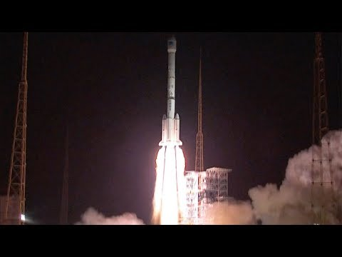 BeiDou-3 GEO-1 - the first geostationary BeiDou-3 satellite