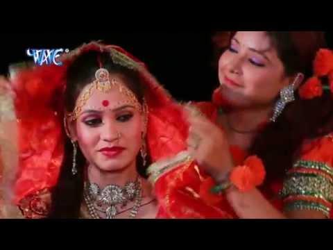 HD झुलेली मईया झुलनवा - Nevta Sherawali Ke   Rahul Hulchal   Bhojpuri Mata Bhajan