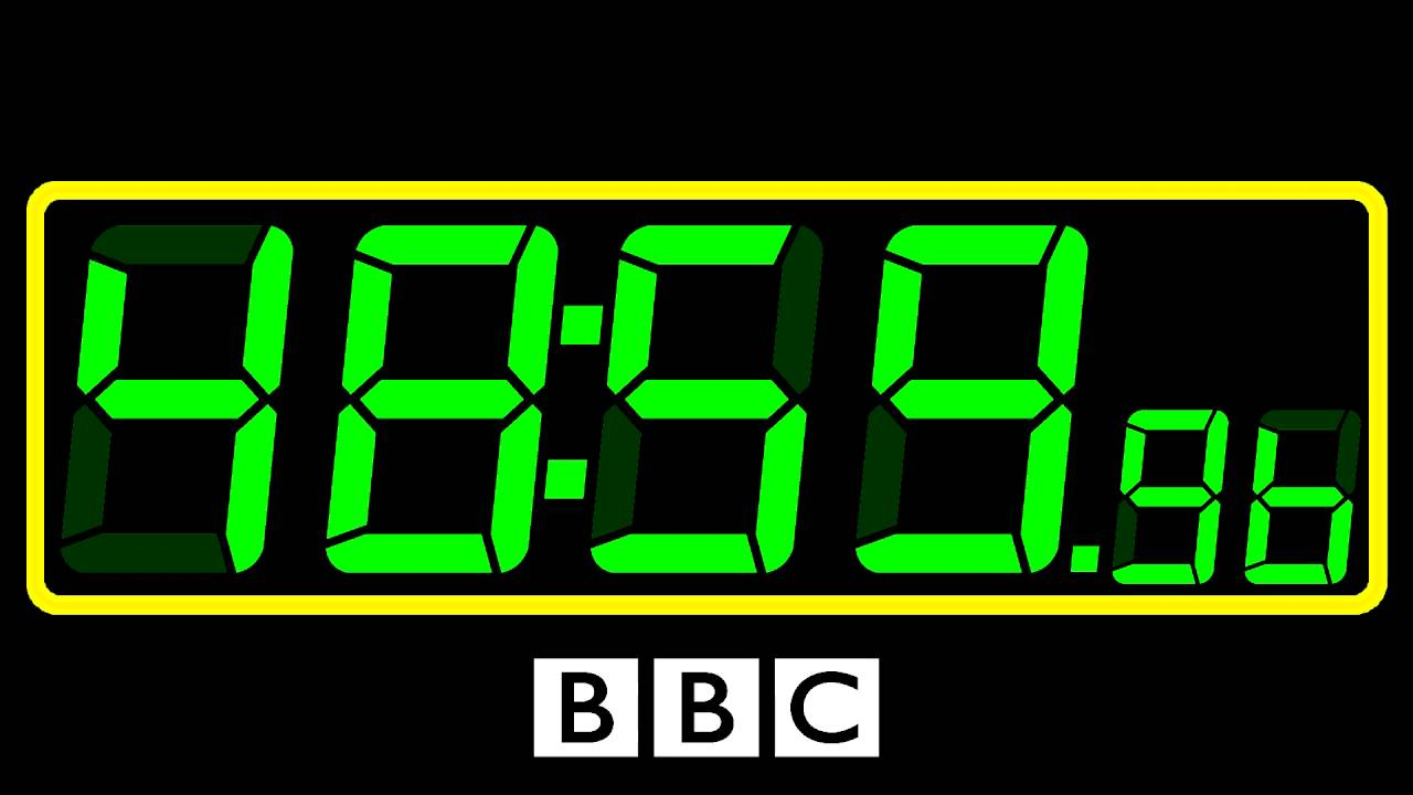 1 hour  60 minutes  countdown  digital stopwatch version