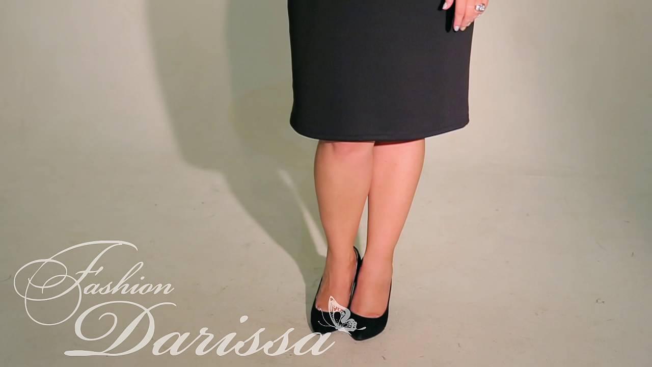 Широкий ассортимент нарядных женских платьев больших размеров в интернет-магазине «дешевле всех». У нас можно выбрать и купить трикотажное платье для полных женщин и девушек.