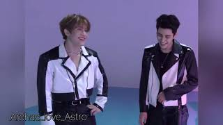 Astro (아스트로)  MyungJin's friendship ❤️ Yeh dosti hum nhi tod…