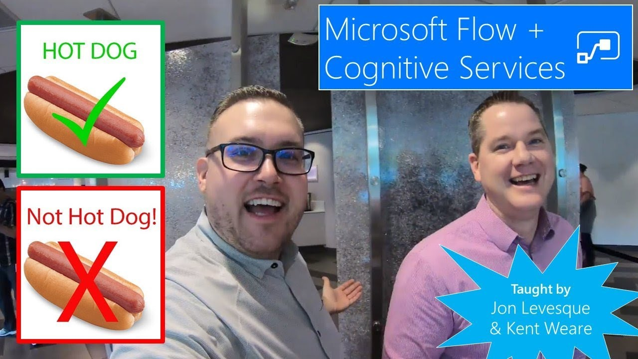 Microsoft Power Automate Tutorial |  Hot Dog, Not Hot Dog