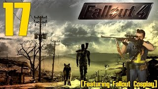 Fallout 4 - Part 17 - Finding the Lost Recon Team Part 2