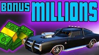 GTA DOUBLE MILLIONS★GTA DUKE O DEATH★GTA CAR MEET★(GTA DOUBLE MILLIONS+GTA CAR MEET)