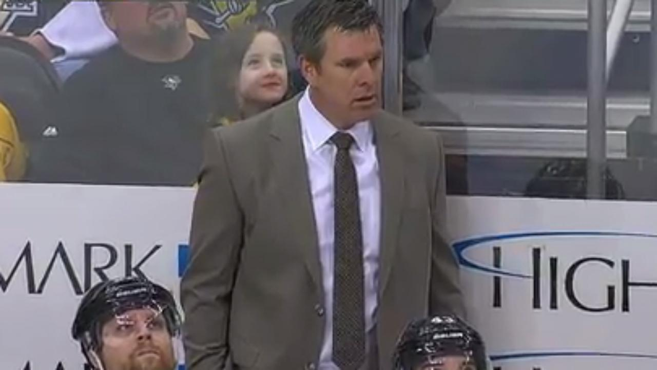 Penguins coach Mike Sullivan 1st to use challenge in Stanley Cup Final