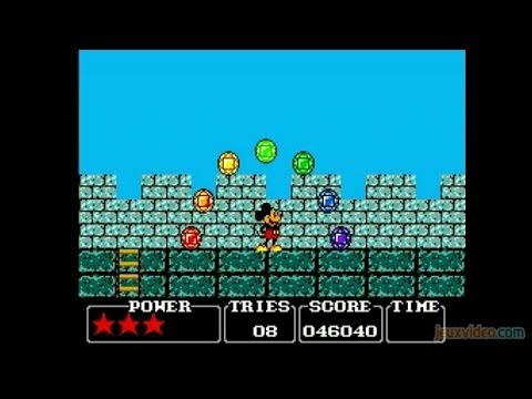 Speed Game - Castle of Illusion starring Mickey Mouse - Fini en 12:48 |