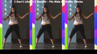 Download I Dont Like It I Love It (Subtitulado) - Flo Rida Ft  Robin Thicke MP3 song and Music Video