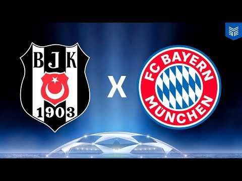 BESIKTAS X BAYERN - CHAMPIONS LEAGUE (FIFA 18 GAMEPLAY)