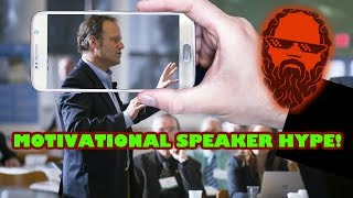 Motivational speakers: Are they just hype? [2018]