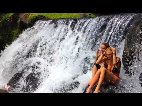 The Most Beautiful Hot Springs ♥ Arenal Volcano , Costa Rica