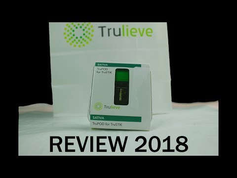 Trulieve Durban Poison TruPod Review 2018