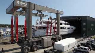 Front Street Shipyard Builds 485-Ton Boat Hoist