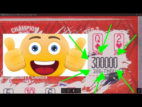 $300,000 scratchoff winner today!!! --- Humongous, Massive, Enormous Win!!!
