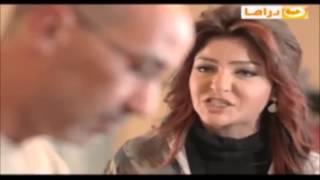 Qoloub Series | مسلسل قلوب - مشهد ضرب سيف لهدبل بالقلم وطلب الطلاق