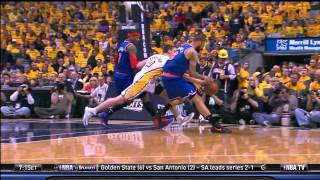 Wrong Playoff Basketball Official Call at Crucial Moment