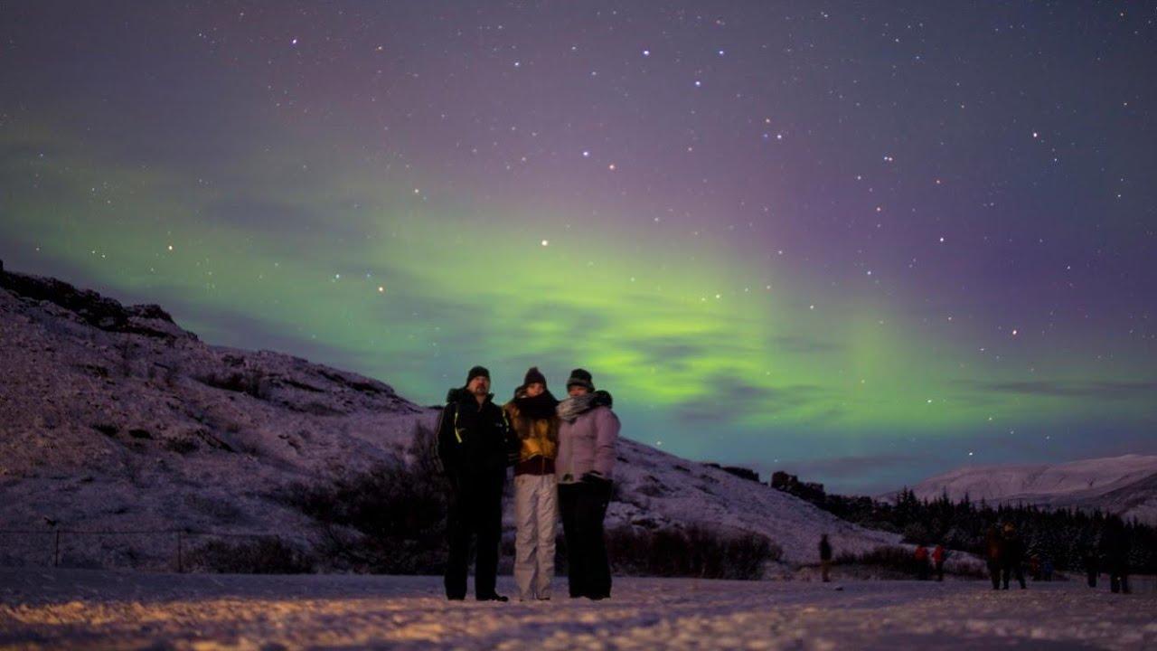 Northern Lights Blue Lagoon Tour Reykjavik Iceland Aurora Borealis 2 Magical Sights Winter 2019