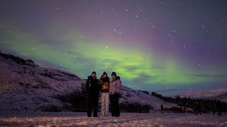 Northern Lights & Blue Lagoon Tour Reykjavik Iceland, Aurora Borealis, 2 Magical Sights Winter 2019