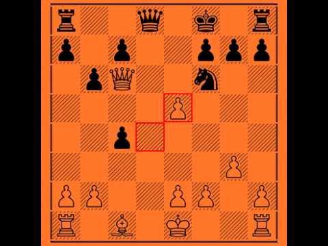 Music of Chess Kramnik,V X Leko,P 1/2-1/2 2002.03.19 Amber B