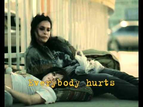 Avril Lavigne - Everybody Hurts (instrumental/karaoke)