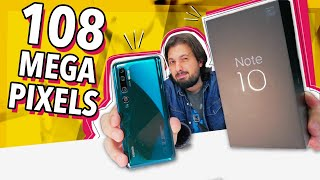 XIAOMI MI NOTE 10: UNBOXING E HANDS ON!
