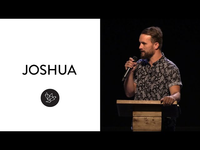 Joshua 1:1-5 -- Getting Ready to Go (09/16/2018)