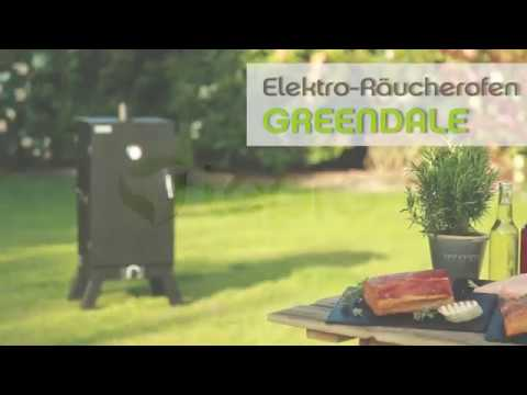 tepro elektro r ucherofen greendale youtube. Black Bedroom Furniture Sets. Home Design Ideas