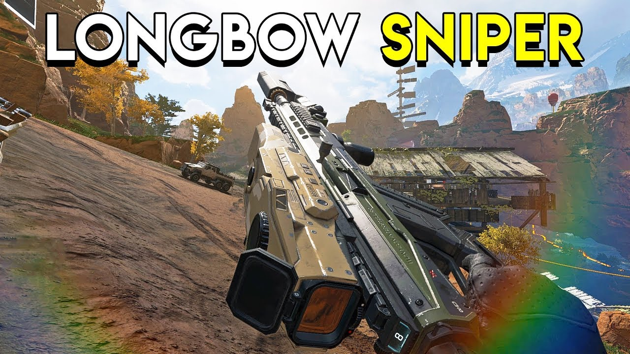 Longbow Sniper! – Apex Legends (Battle Royale)