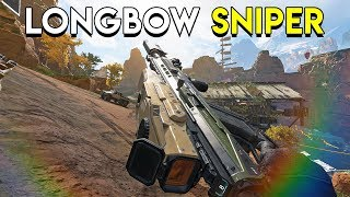 Download Longbow Sniper! - Apex Legends (Battle Royale) Mp3 and Videos