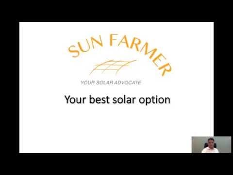Residential Solar Financing Option