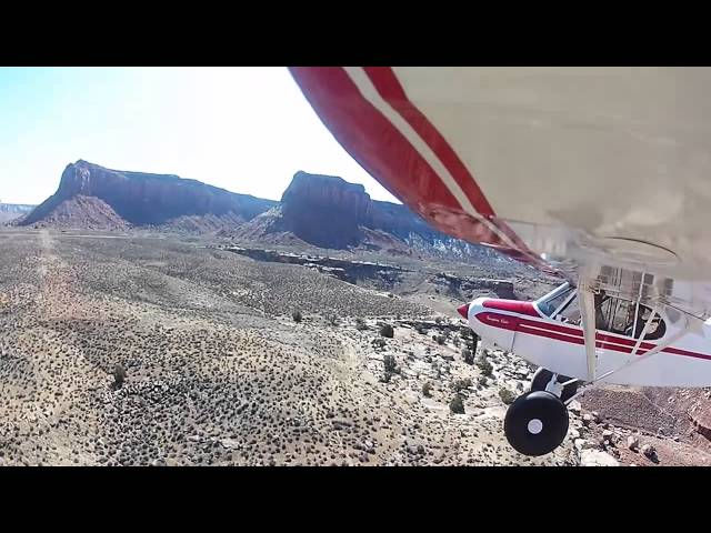 Happy Canyon Airstrip
