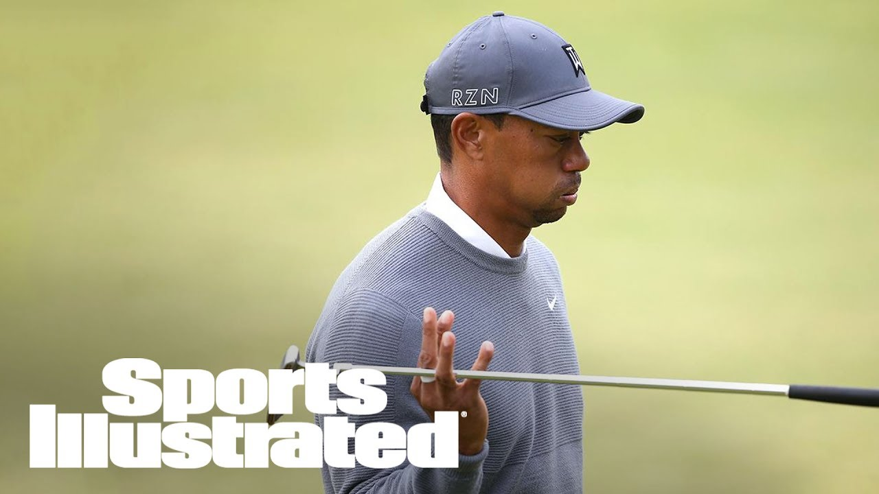 Tiger Woods Was Allegedly Asleep at the Wheel Before DUI Arrest