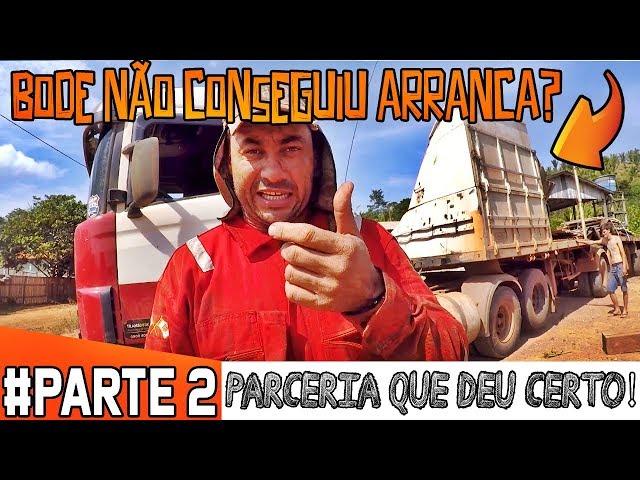 BODE do NENI ARRASTOU 9 EIXO TOMBADO DO LUGAR #PARTE2
