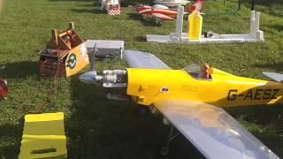 Moteur OS 110 4 temps avec carburant Labéma 1.2